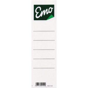 Ryggetikett EMO brevordner (10)