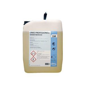 Mikrofibervask OMO Proff 1M 25kg