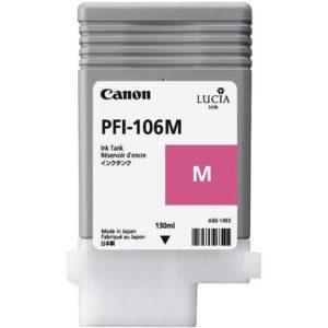 Blekk CANON PFI-106 M