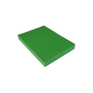 Dekorasjonskartong A4 220g grønn