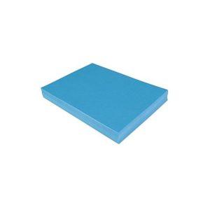 Dekorasjonskartong A4 220g blå