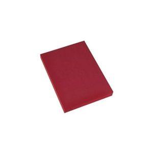 Kartong A4 180g rød (100)