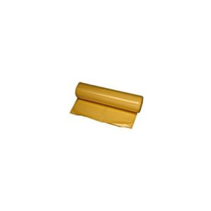 Avfallssekk 72x112cm 70my gul (10)