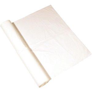 Avfallspose LD 60x60cm 13my hvit (50)