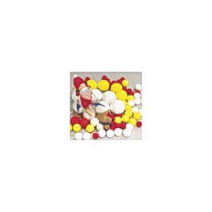 Vattkuler gule 30mm (50)