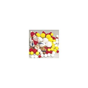 Vattkuler gule 50mm (25)