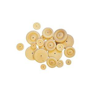 Trehjul diameter 50mm (50)