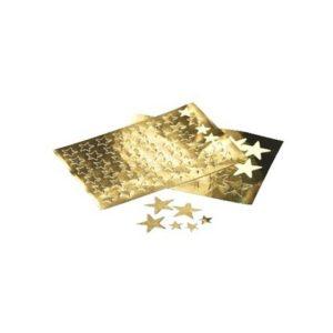 Stjerner gull 25mm (108)