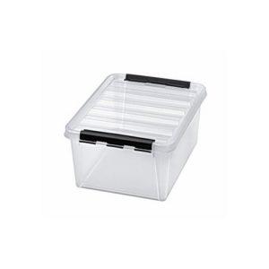 Oppbevaringsboks 8 liter med lokk