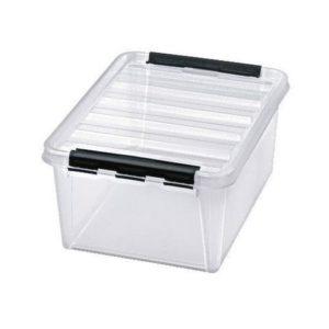 Oppbevaringsboks 15 liter med lokk