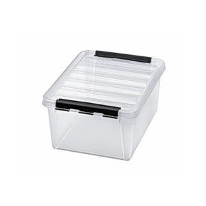 Oppbevaringsboks 31 liter med lokk