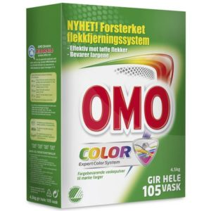 Tøyvask OMO Color 4