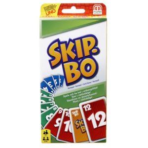 Spill Skip-Bo fra 7 år