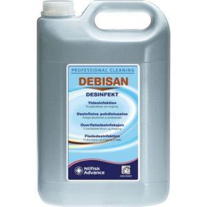 Desinfeksjon NORDEX Debisan 5L