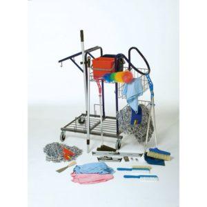 Rengjøringsvogn NORDEX kit 4 bronsje UD