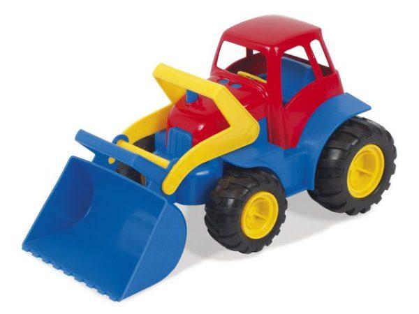 Traktor med skuffe 30cm