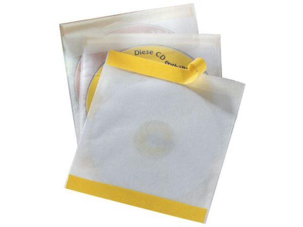 CD lomme DURABLE innlegg og klaff (10)