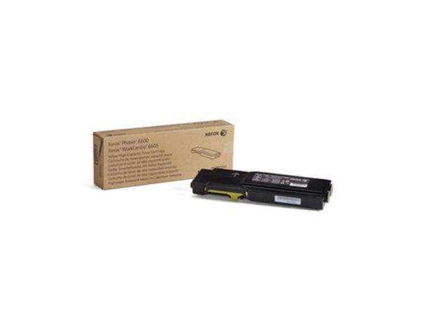 Toner XEROX 106R02231 HC gul
