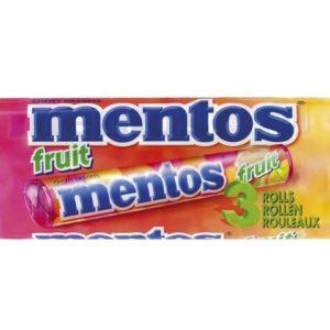 Godteri MENTOS frukt (3)