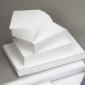 Tegnepapir resirkulert 135g 25x32cm(250