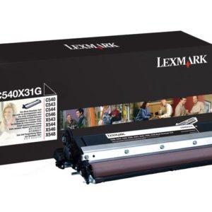 Trommel LEXMARK C540X31G 30K sort