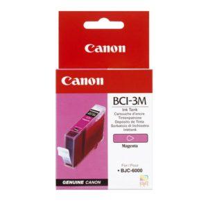 Blekk CANON BCI-3EM rød