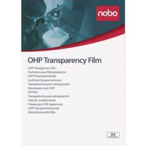 Transparent NOBO fargelaser (50)