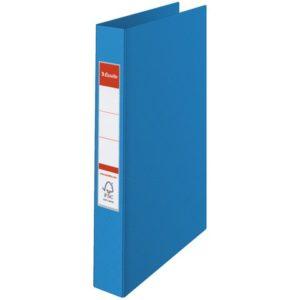 Ringperm ESSELTE A4 25mm 2R blå