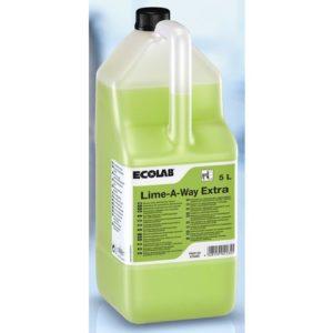 Avkalkningsmiddel ECOLAB LimeAWay Ex. 5