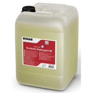 Tøyvask ECOLAB Ecobrite Detergent M 20L