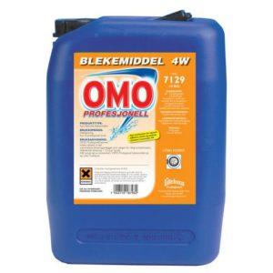 Blekemiddel OMO Profesjonell 4W 10kg