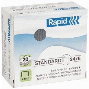 Heftestift RAPID Standard 24/6 (5000)