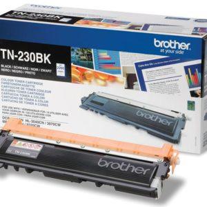 Toner BROTHER TN230BK 2.2K sort
