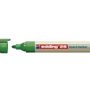Whiteboardpenn EDDING 28 EcoLine grønn