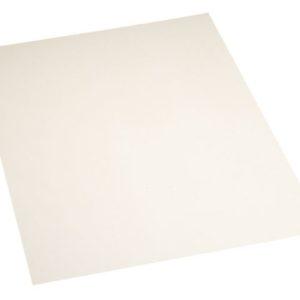 Tegne- og falsekartong 71x102cm 780g