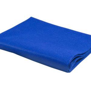Dekorasjonsfilt 90x100cm blå