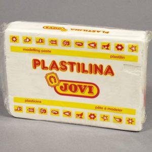 Modelleire Plastelina 350g hvit