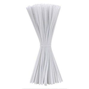 Piperensere hvit 30cm (100)