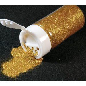 Strøglitter gull 250g