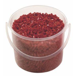 Nabbiperler røde (5000)