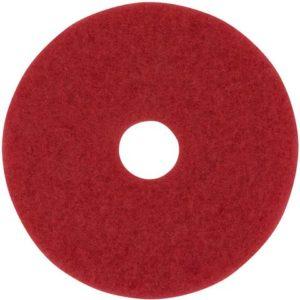 """Gulvpad 3M 13""""/330mm rød (5)"""
