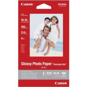 Fotopapir CANON GP-501 glos 10x15 (100)