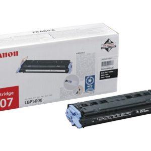 Toner CANON 707 LBP5000 2.5K sort