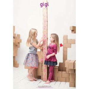 Byggeblokker GIGI Natur (100)