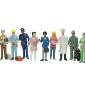 Yrkesfigurer høyde 12cm (11)