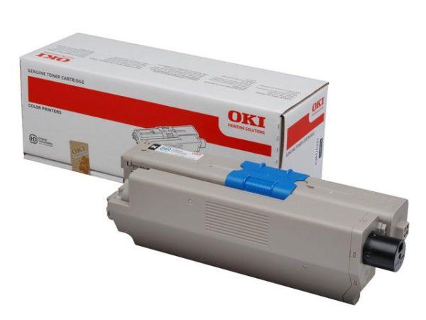 Toner OKI 44973536 2.2K sort