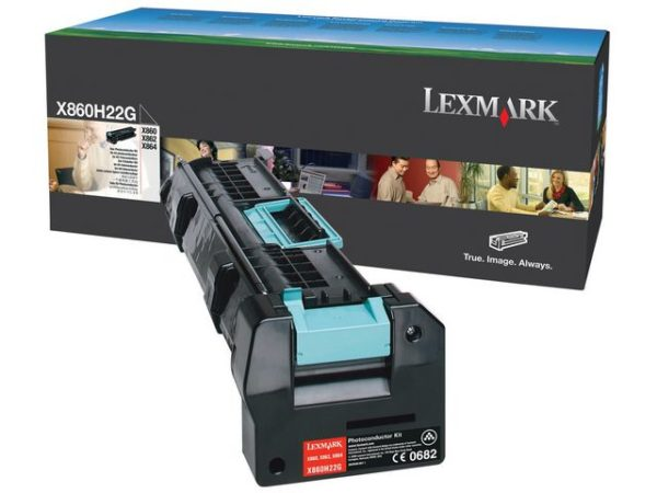 Photoconductor Kit LEXMARK X86X