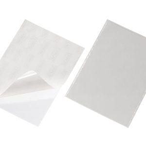 Plastlomme DURABLE A4 selvklebende (50)