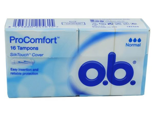Tampong OB ProComfort Normal (16)