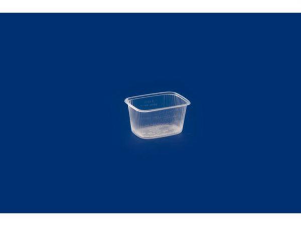 Plastbeger 300ml rektangulær PP (1000)
